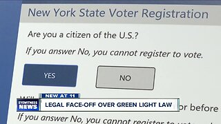 Niagara County to sue state over Green Light Law