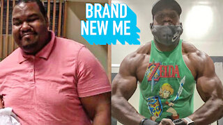 I Was 405lbs And Obese - Now Look At Me | BRAND NEW ME