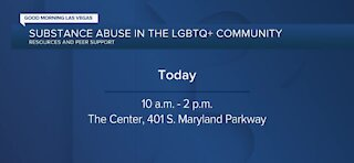 Substance abuse in the LGBTQ+ community