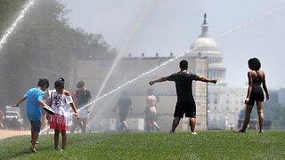 Tens of Millions Of People Endure Extreme Heat Across U.S.