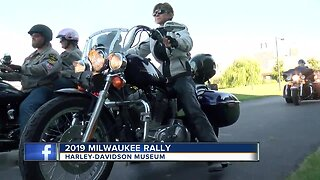 National Harley Davidson Rally planned for this weekend