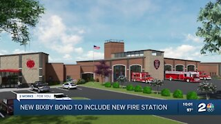 Bixby Fire Department to build new fire station