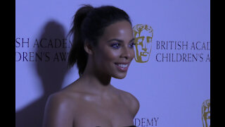 Rochelle Humes used to being 'hairy and unkempt'