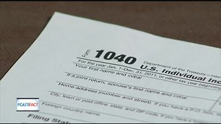 PolitiFact Wisconsin: Tax cut tug-of-war
