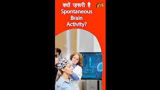 कैसे Spontaneous Brain Activity आपको जीवित रखती है *