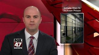 Inmate dies in Jackson prison