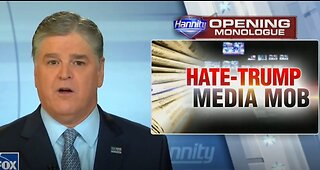 Hannity torches 'gutless' DNC for banning Fox News from Democrat debates