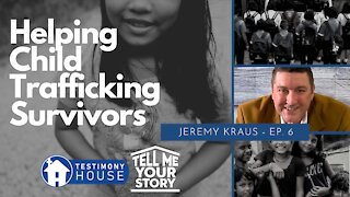 I Help Survivors of Child Trafficking in Thailand // Tell Me Your Story Ep. 6