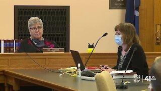 Kansas lawmakers review COVID-19 vaccine distribution