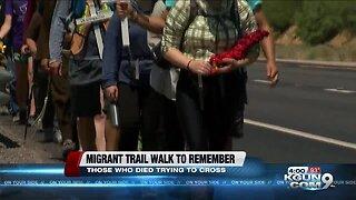 Migrant Trail Walk
