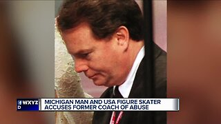 Man accuses former figure skating coach of sexual abuse, names two metro Detroit skating centers