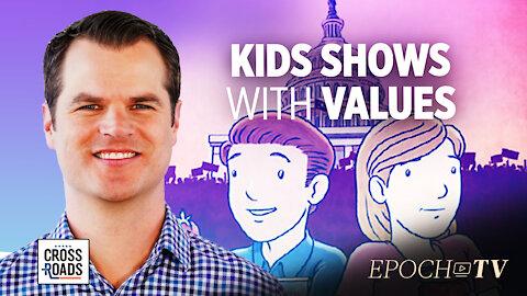 Teaser: Daniel Harmon: Teaching Kids Good Values and Free Market Economics