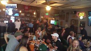 Scottsdale bar turns into Bucks gathering place
