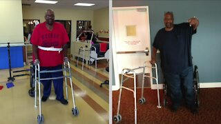 Turning struggles to survival, Cleveland man learns at-home kidney dialysis