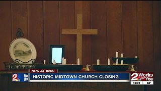 Historic Midtown church closing