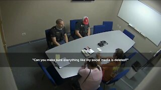During police interview, Kyle Rittenhouse wanted his social media accounts deleted
