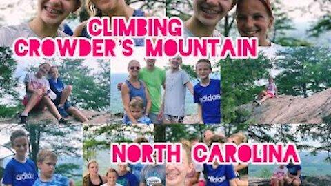 Climbing Crowder's Mountain in North Carolina! | Gabby's Gallery