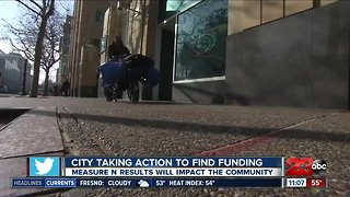 City taking action to find funding