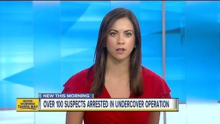 103 arrested for human trafficking in Polk Co.