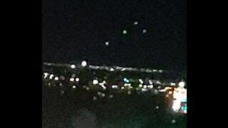 "UFOs over Denver International Airport? Strange MUFON case involving 7 unknown lights making ""V"""