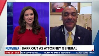 BARR OUT AS ATTORNEY GENERAL