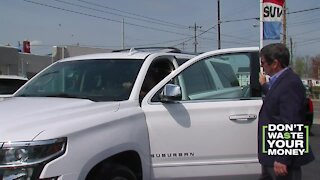 Soaring Used Car Prices