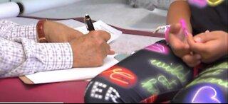Pediatrician sees spike in regular respiratory illnesses in children