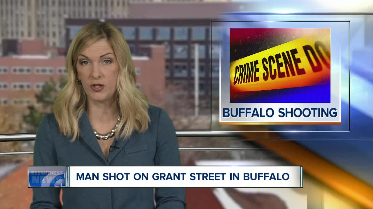 Shooting on Grant Street
