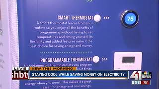 How to save money on energy expenses during the hot summer months