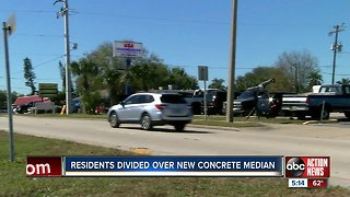 Traffic project causing chaos for some Bradenton drivers