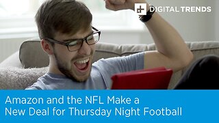 Amazon and the NFL Make a Deal on Thursday Night Football