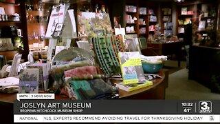 Joslyn Art Museum reopens museum store