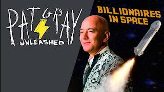 Billionaires in Space! | 7/20/21