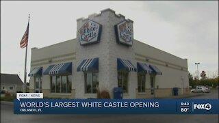White Castle building its biggest restaurant in Orlando