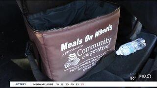 Meals on Wheels needs volunteers