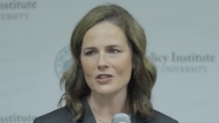 Who is Judge Amy Coney Barrett?