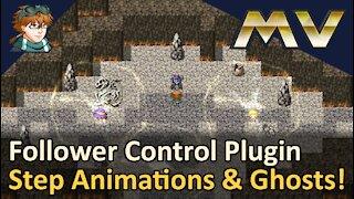 Follower Control Plugin! RPG Maker MV