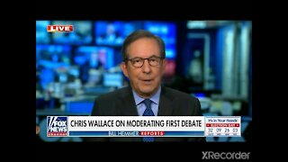Wallace DOUBLE Down! All TRUMP'S FAULT