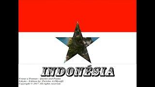 Bandeiras e fotos dos países do mundo: Indonésia [Frases e Poemas]