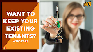 How To Retain Great Tenants?