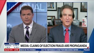 CLAIMS OF ELECTION FRAUD ARE PROPAGANDA