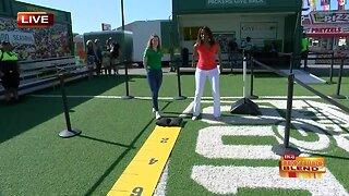 Experience Lambeau Field Live at State Fair!