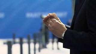 NATO Secretary General doorstep statement at NATO Summit (B-ROLL)