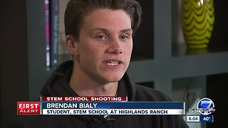How these hero students stopped the suspected Highlands Ranch school shooter