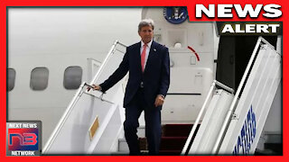 John Kerry's Answer to Flying Private PROVES How He REALLY Feels About Climate Change