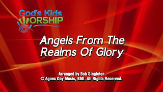 Kids Christmas - Angels from the Realms of Glory