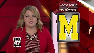 Police investigate after noose found at University Hospital