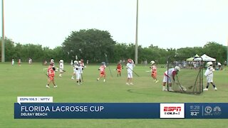 Florida Lacrosse Cup in town for Father's Day Weekend