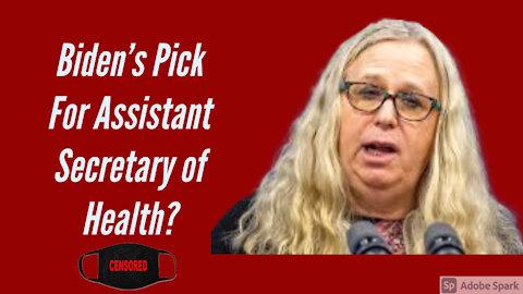 Can We Have An Honest Talk About Dr. Rachel Levine?