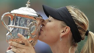 Maria Sharapova Announces Retirement From Tennis At 32